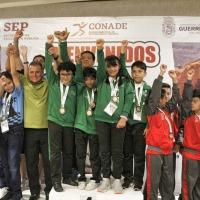 Guerrero resuena en ajedrez escolar