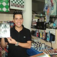 Embajador del ajedrez venezolano
