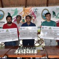 Exitoso Torneo en Ciudad del Carmen