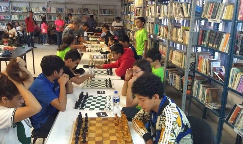 """Liga Escolar de Ajedrez """"Héroes del Pensamiento"""""""