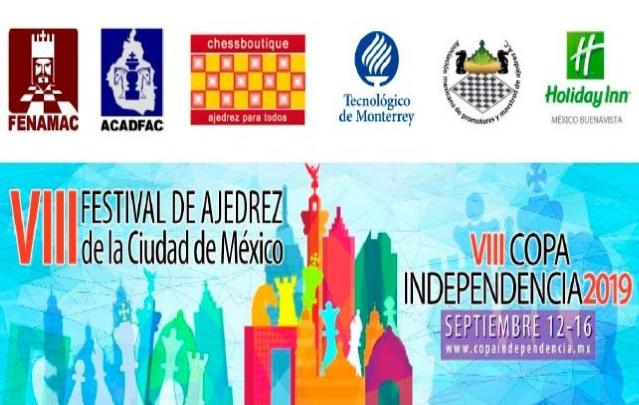 80 premios en 9 categorías en la Copa Independencia