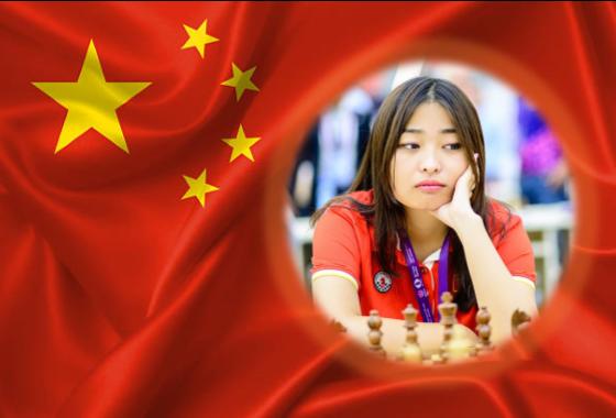La china Ju Wenjun, única líder en el Grand Prix