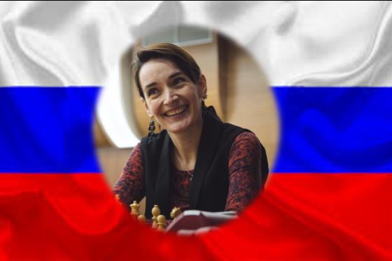 La rusa Katherina Lagno regala un caballo y gana