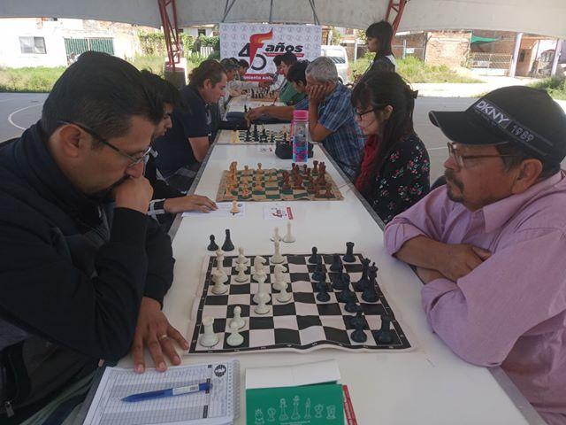 Antorcha Campesina fomenta el ajedrez en Zapopan, Jalisco