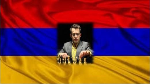 El armenio derriba del liderato al chino Wang Hao