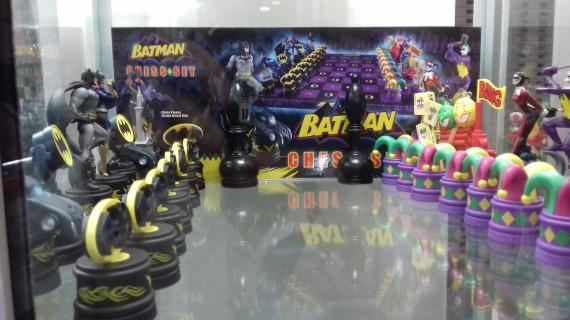 Juego de ajedrez Batman