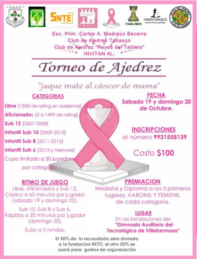 A combatir el cáncer de mama