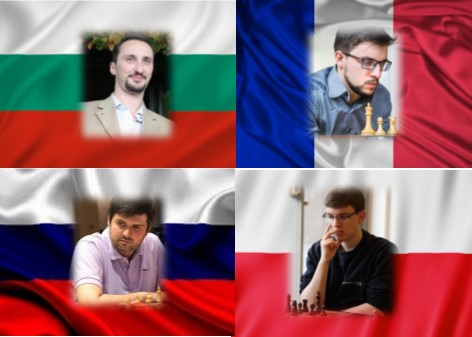 Avanzan Topalov, Duda, Svidler y Vachier-Lagrave