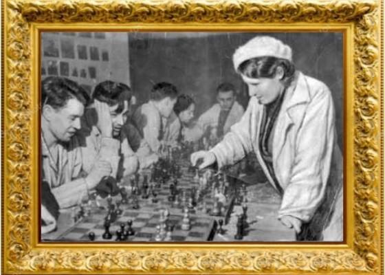 Gran impulsora del ajedrez femenil