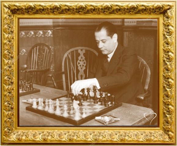 Hace 131 años nació el cubano José Raúl Capablanca