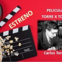 Filme inédito sobre Carlos Torre