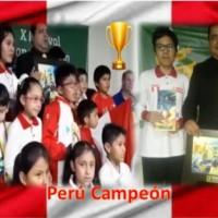 Perú, rey del ajedrez en Sudamérica