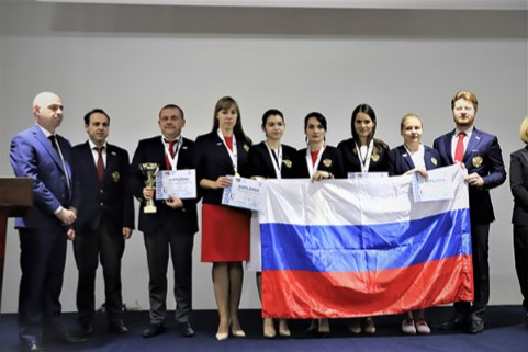 Rusia campeona de Europa de ajedrez 2019 por equipos en ambas ramas