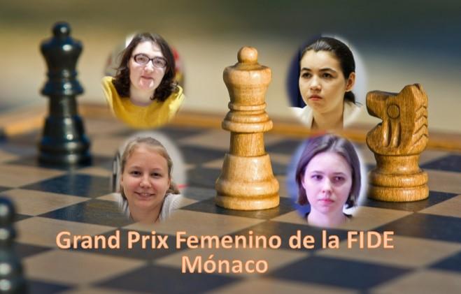 Gran Premio FIDE Femenino Monaco