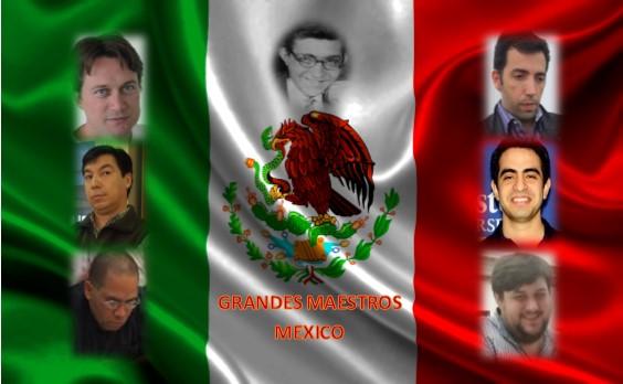 Grandes Maestros de Ajedrez en México