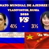 Goryachkina hace soñar a Rusia