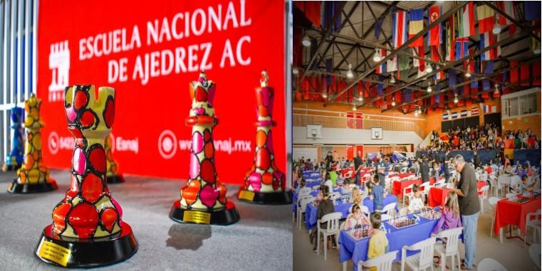 """175 ajedrecistas en el """"Colegio Madrid"""""""
