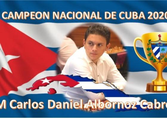 GM Carlos Daniel Albornoz Cabrera