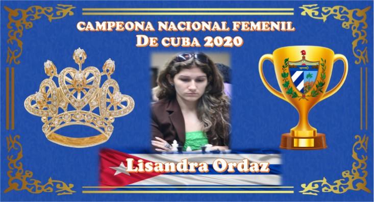 Lisandra Teresa Ordaz Valdés