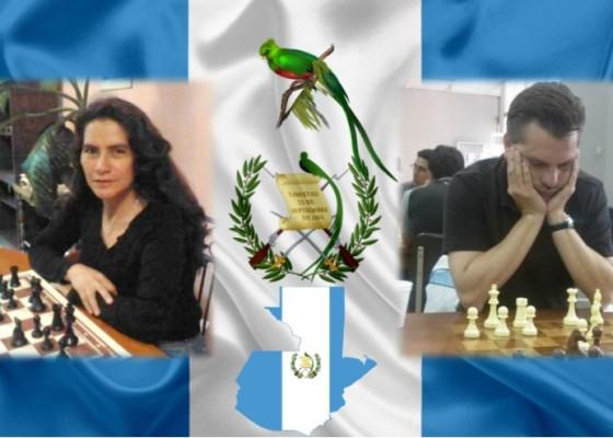 Silvia Carolina Mazariegos Kummerfeldt y Carlos Juárez Flores de Guatemala
