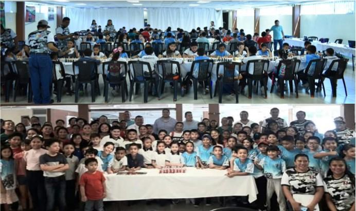 Copa de Ajedrez Guerreros del Tablero de Tabasco