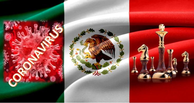 Coronavirus afecta al ajedrez en México