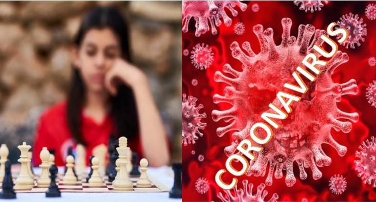 El coronavirus estremece al ajedrez