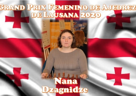 Nana Dzagnidze