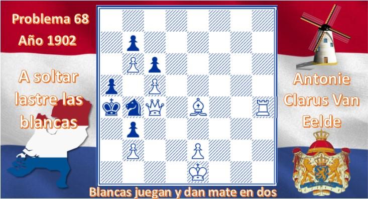 Problema 68 Antonie Clarus Van Eelde