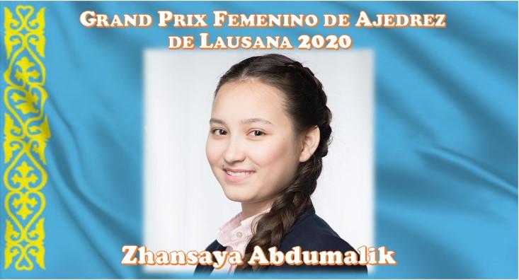 Zhansaya Abdumalik