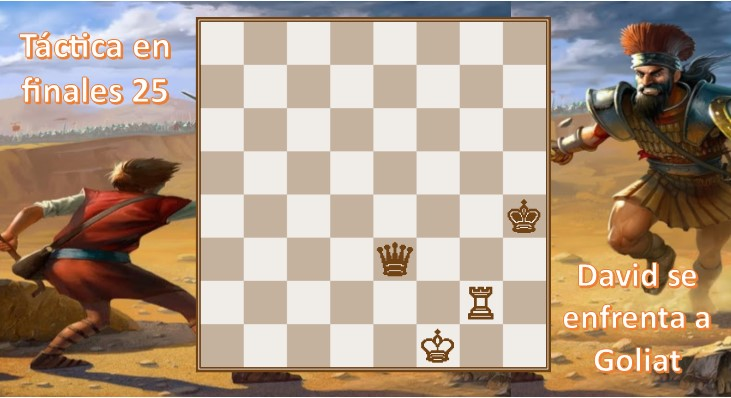 Diagrama 25 David se enfrenta a Goliat