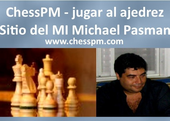 Chess PM del MI Michael Pasman