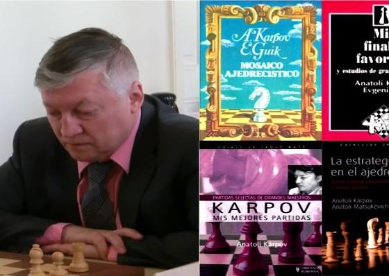 Karpov y sus libros