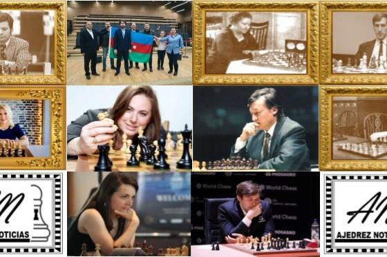 "Top 10 de ""Ajedrez Noticias"" Boris Spassky Primer lugar"