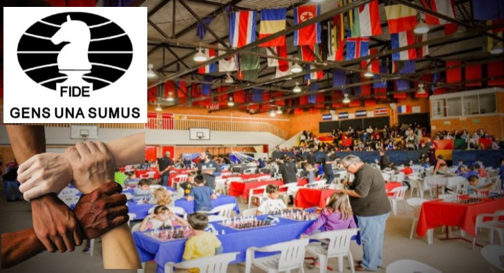 El ajedrez promueve la igualdad, subraya la FIDE
