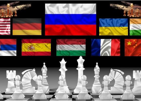 Rusia domina el ajedrez mundial