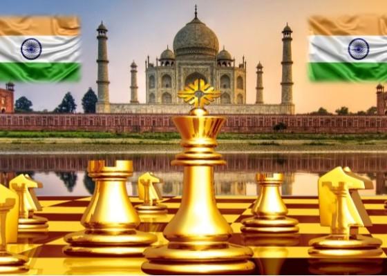 ajedrez en la india