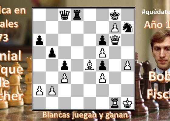 Diagrama 73 Bobby Fischer
