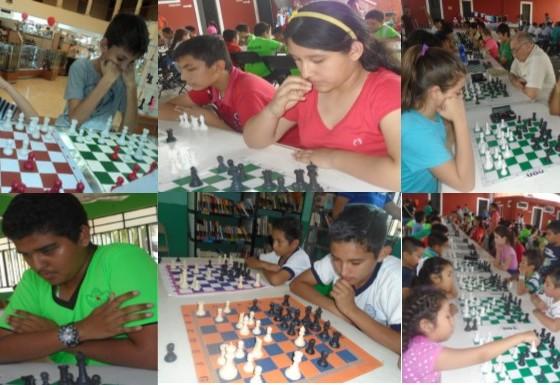Las diversas posturas al jugar ajedrez