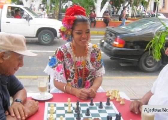 Reconocimiento al ajedrez de la tercera edad