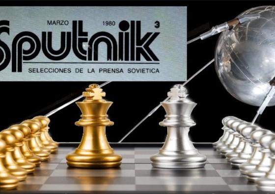 Sputnik y el ajedrez