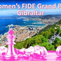 La final del Gran Premio Femenino en Gibraltar